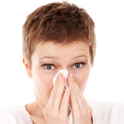 Atemwegserkrankungen, Erkältungsbeschwerden